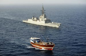 Recent ship hijackings by Somali pirates illustrate a new
