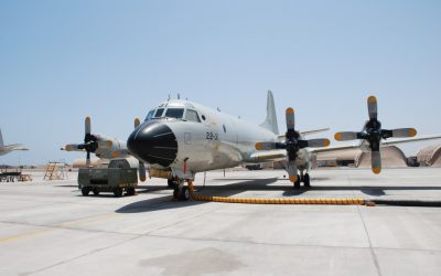 Djibouti: Spanish MPRA Passes 10000 Flying Hours for EU Navfor Counter-Piracy Operations.