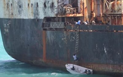 Piracy attacks increase in African waters